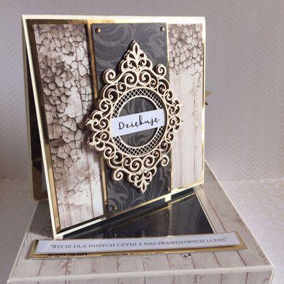 Obrazek Kartki okolicznościowe tradycyjne w kopercie lub pudełku