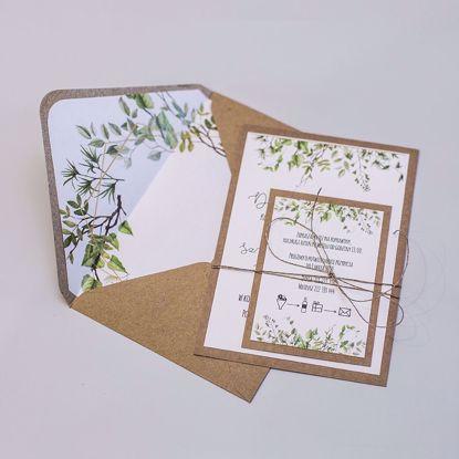 rustykalne listki